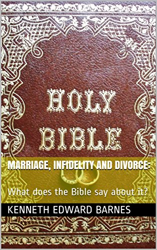 what does the bible say about infidelity in marriage
