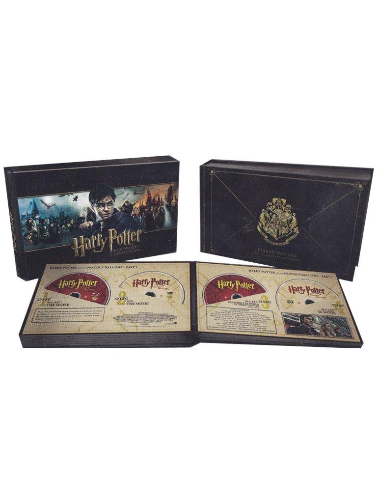 Harry Potter Hogwarts Collection - Edizione Speciale e Limitata 31 Dischi in Blu-Ray e DVD 19 Dischi Blu-Ray e 12 Dischi DVD Italia Blu-ray: Amazon.es: Helena Bonham Carter, Kenneth Branagh, Jim Broadbent,