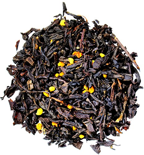 Nelson's Tea Honey Pear Black Tea Loose Leaf (Looseleaf) (with bee pollen, and flavoring) (2 (Honey Pear)