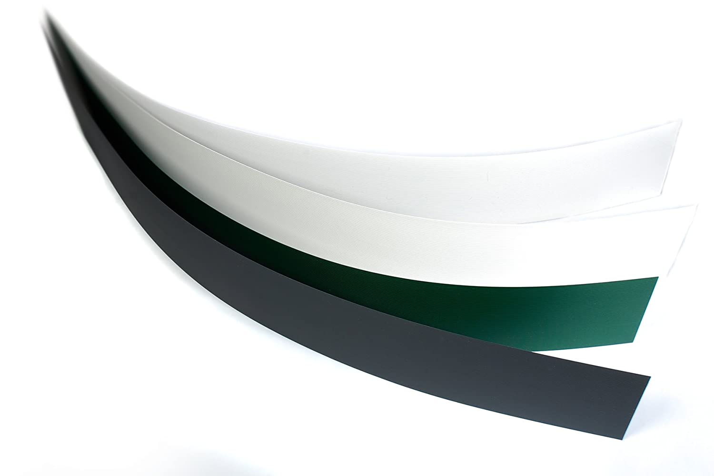 Amazon Sichtschutz Windschutz Hart PVC Streifen Zaun Blende