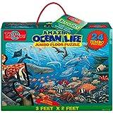 T.S. Shure Amazing Ocean Life Jumbo Floor Puzzle