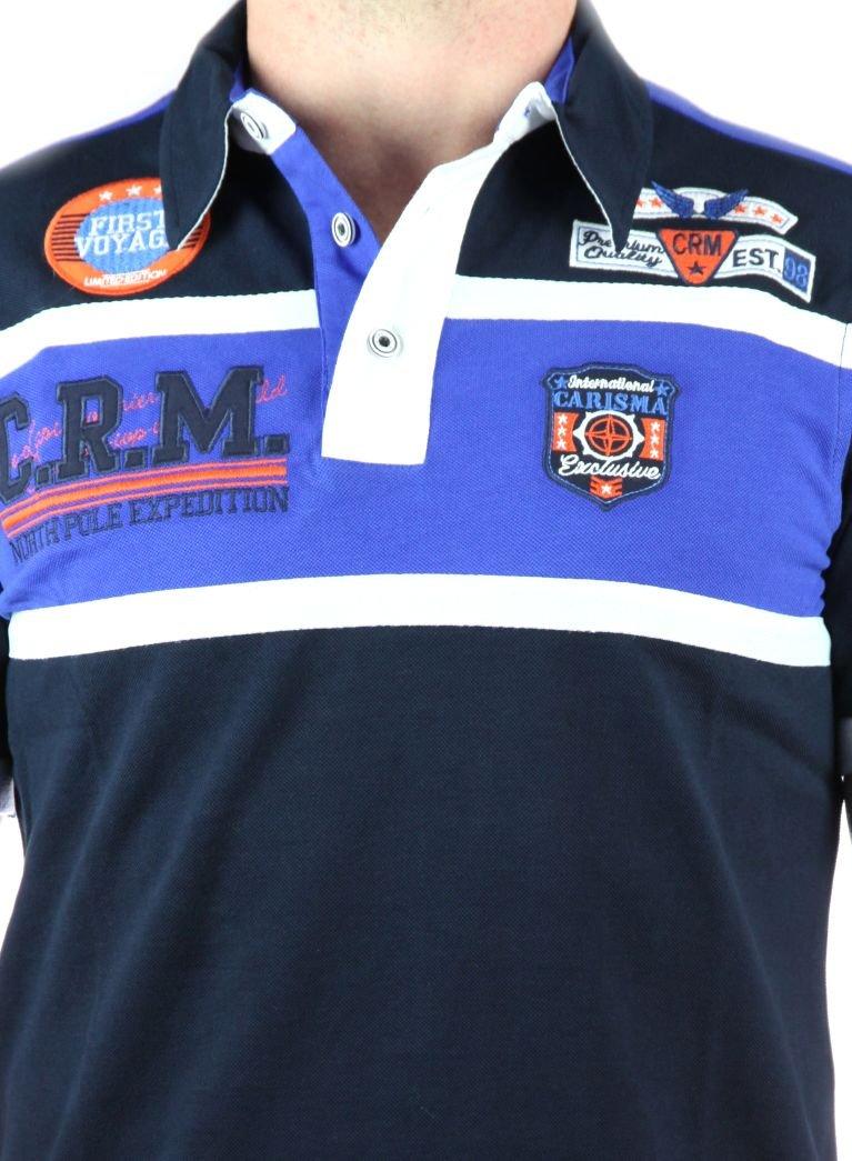 Carisma Herren Polo-Shirt 4032 Hemd Yachting in verschiedenen Farben, men  polo pique: Amazon.de: Bekleidung