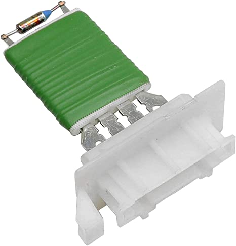 Blower Motor Resistor compatible with MINI COOPER 02-08 4 Male Terminals 4 Cyl 1.6L eng.