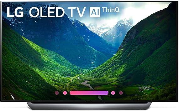 LG OLED55C8 / OLED55C8AUA / OLED55C8AUA 55-Inch 4K Smart OLED TV: Amazon.es: Electrónica