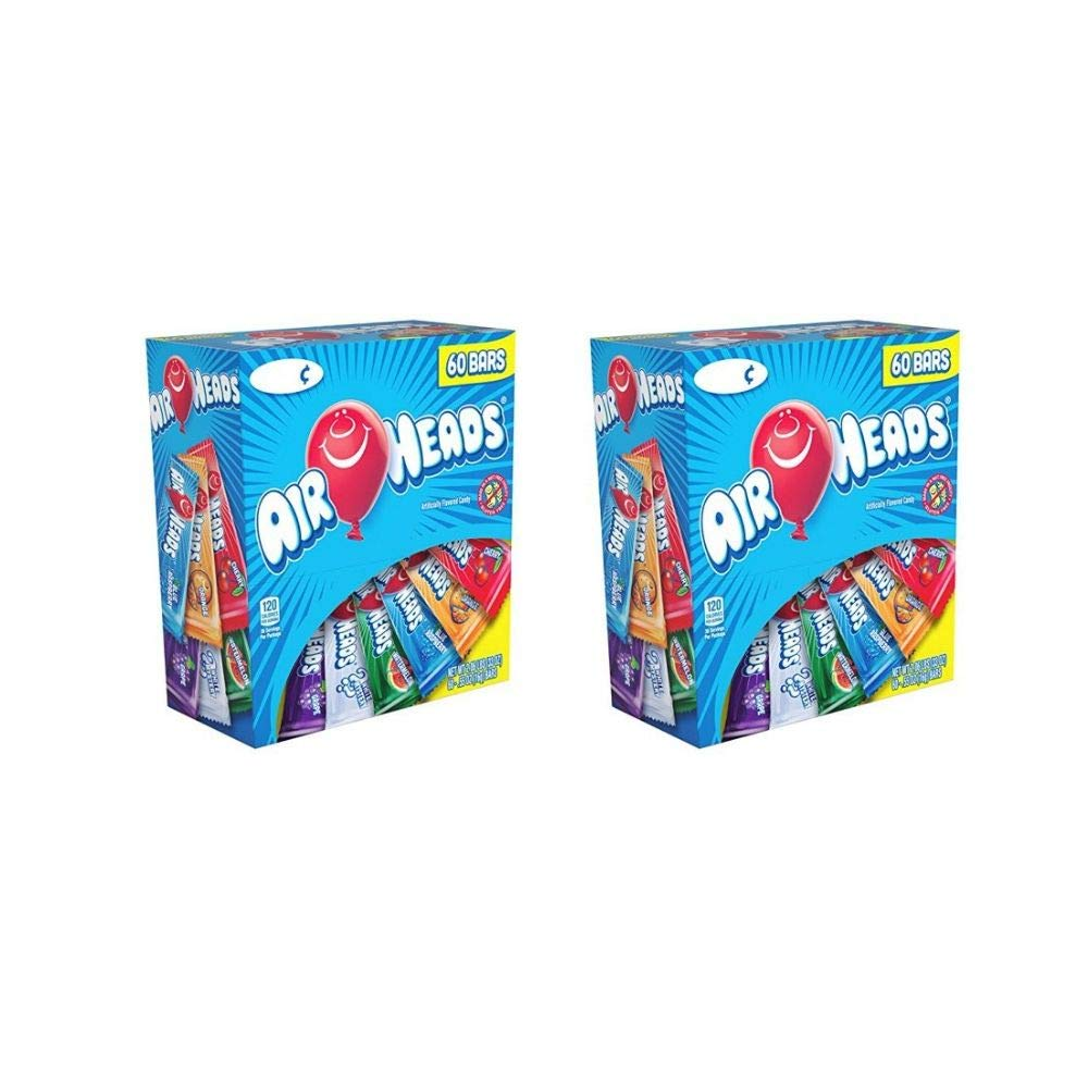 Candy Jar, Assorted Flavors (44 ct.) - Flavor of your choice (2 Pack of 44 Ct.)