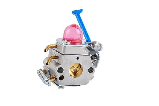 Wadoy 128 CD 128LD carburador Carb Kit con filtro de combustible ...