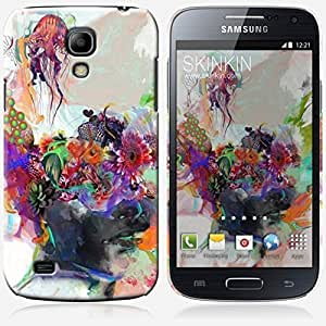 Samsung Galaxy S4 mini case - Skinkin - Original Design : Awake by Archan Nair
