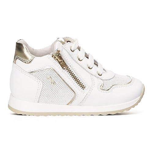 Nero Giardini Primi Passi Sneakers Bianco P820020F Scarpe Primavera Estate  2018 74b79c34fb8