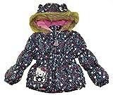Hello Kitty Little Girls 2pc Printed Snowsuit (5, Multi HK)