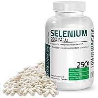 Selenium 200 Mcg for Immune System, Thyroid, Prostate and Heart Health - Selenium...