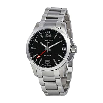 c05c6a629 Image Unavailable. Image not available for. Color: Longines Conquest  Automatic Mens Watch