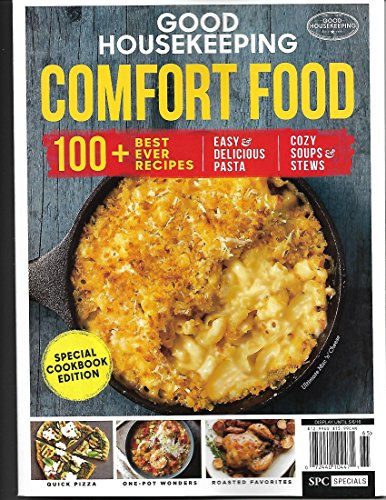 good-housekeeping-special-cookbook-edition-comfort-food-100-best-ever-recipes-2016-magazine