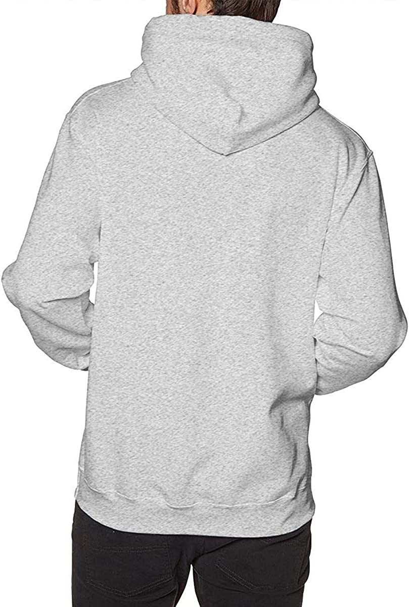 YCR4FC Buckethead Mens Hoodie Sweatshirt Heavyweight Casual Long Sleeve Tshirt Medium