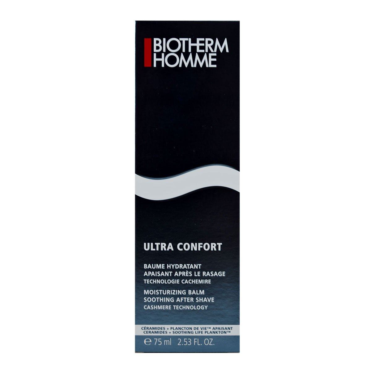 Biotherm Homme Ultra Confort Soothing After Shave Moisturizing Balm for Unisex, 2.53 Ounce BIOTHERM-227626 BIO00180