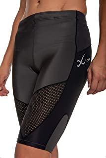 0a61917720 Amazon.com : CW-X Men's Expert Joint Support Compression Tights ...