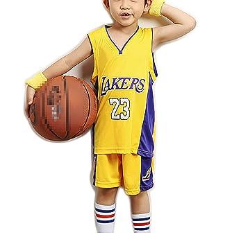 Lebron James Uniforme de Baloncesto Top + Short, Camisetas de ...