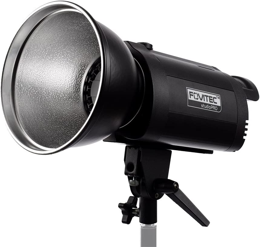 Fovitec - 1x Ray Light Series Daylight Balanced LED Continuous Light - [Photo & Video][Bowens Mount][5600K][95 CRI][Reflector Included]