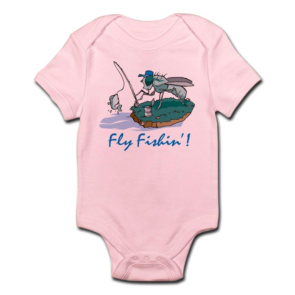 Fly Fishing Cute Infant Bodysuit Baby Romper CafePress