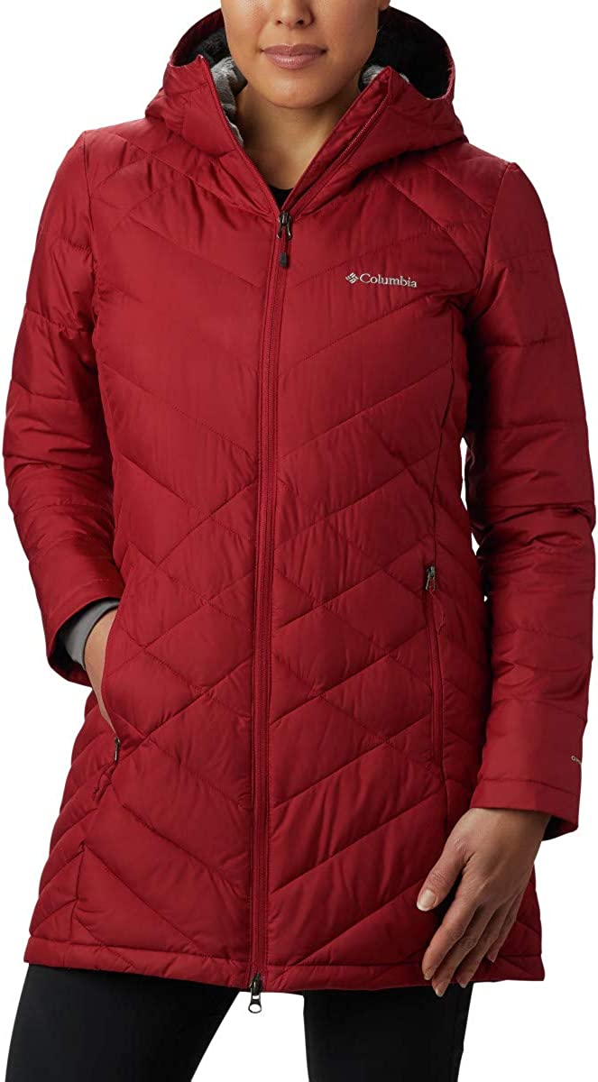 Columbia womens Heavenly Long Hooded
