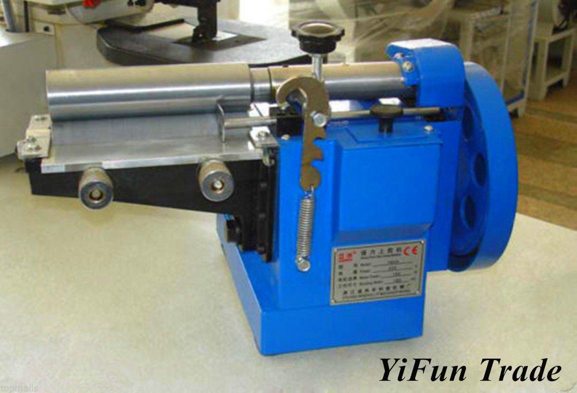 16CM Chloroprene Adhesive Gluer Gluing Machine Leather Glue Coating machine Gluing Width 160mm 220V or 110V