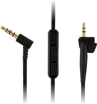 câble audio de rechange pour casque bose ae2