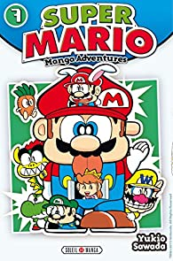 Super Mario - Manga Adventures, tome 7 par Yukio Sawada