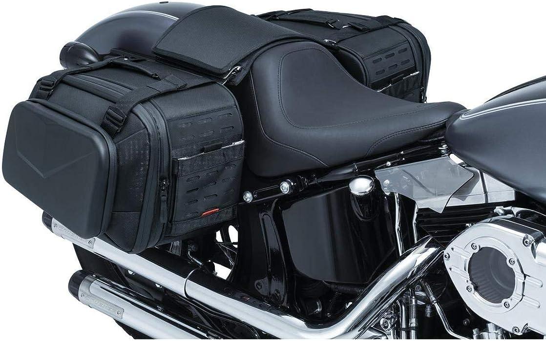 Kuryakyn Premium Luggage Bag Strap Kit