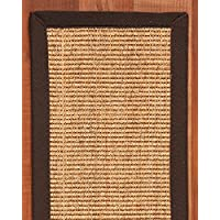 NaturalAreaRugs Montreal 100-Percent Sisal Carpet Stair Treads Rug Set, 9-Inch by 29-Inch, Set of 13
