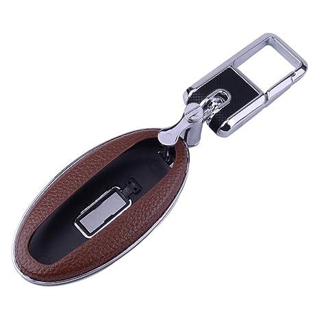 StoreNO12345 - Funda de piel para mando a distancia de coche ...
