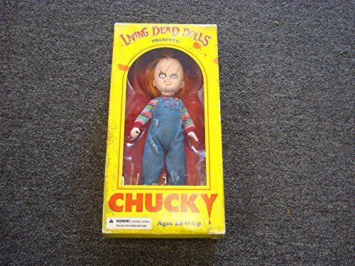 Mezco Toyz Living Dead Dolls Presents Child's Play Chucky Doll by -