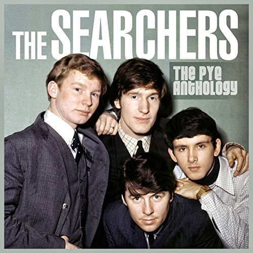 The Pye Anthology By The Searchers On Amazon Music
