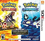 Pokemon Omega Ruby and Pokemon Alpha Sapphire Dual Pack - Nintendo 3DS by Nintendo