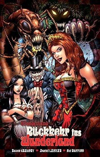 Wonderland, Band 1: Rückkehr ins Wunderland Taschenbuch – 23. Februar 2010 Raven Gregory Ralph Tedesco Joe Tyler Daniel Leister