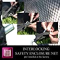Skywalker Trampolines 17 ft. Oval Trampoline with Safety Enclosure