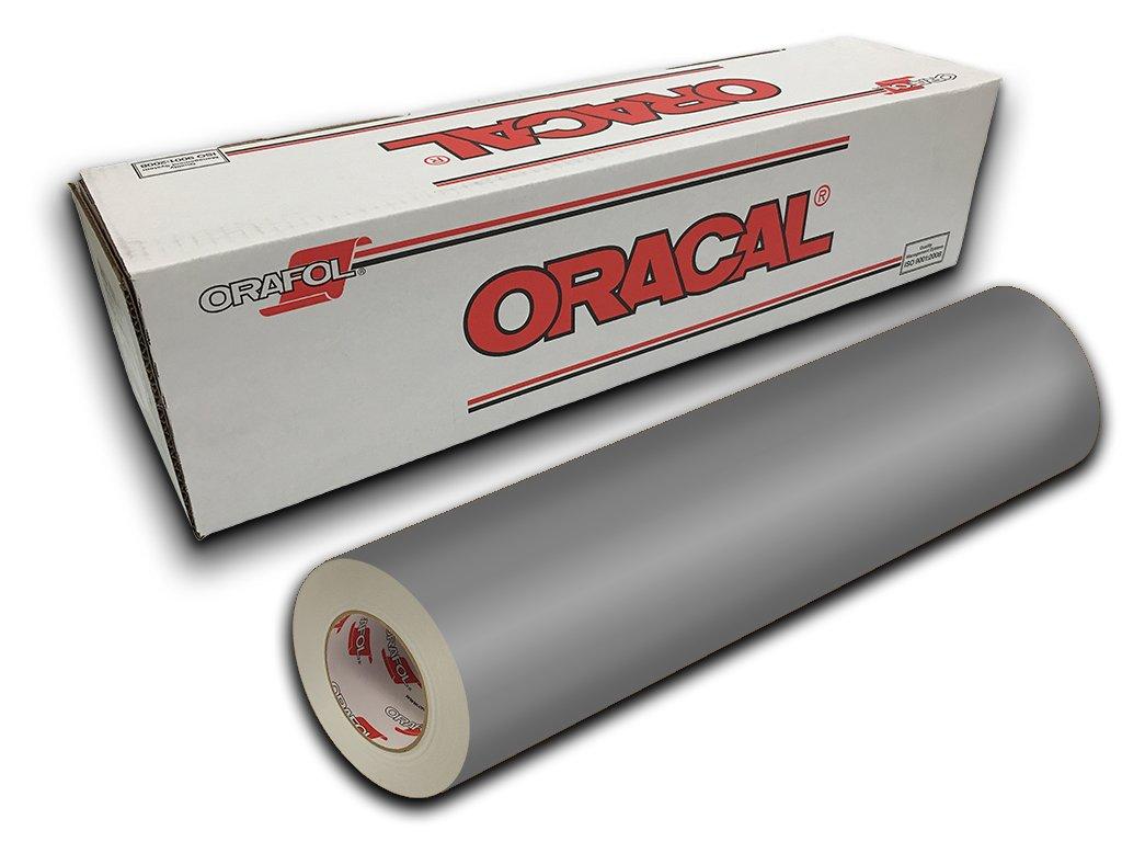 Oracal 651- 24'' x 10yd - Silver Metallic 090
