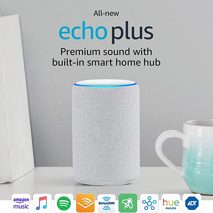 Top 10 Echo Plus With Built In Smart Home Hub