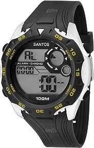 Relógio Masculino Technos Clubes Digital Esportivo Sfc13602/8y