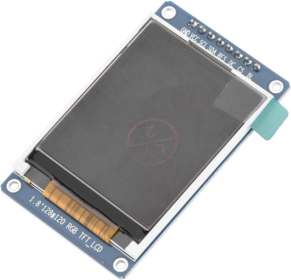 LCD Display Panel Module 1.44 Inch Color TFT Panel Module LCD Serial Port Module with PCB Board for 5110//3310