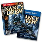 Nancy Drew: Last Train to Blue Moon Canyon Game + Strategy Guide – PC