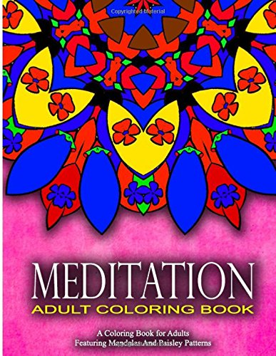 MEDITATION ADULT COLORING BOOKS - Vol.17: women coloring books for adults (Volume 17)