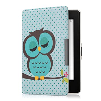 kwmobile Funda compatible con Amazon Kindle Paperwhite - Para ...