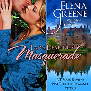 Lady Dearing's Masquerade Audiobook