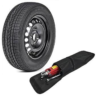 Kit de herramientas de rueda de repuesto 185/65R15 para Kia Rio 2011 a 2017: Amazon.es: Coche y moto