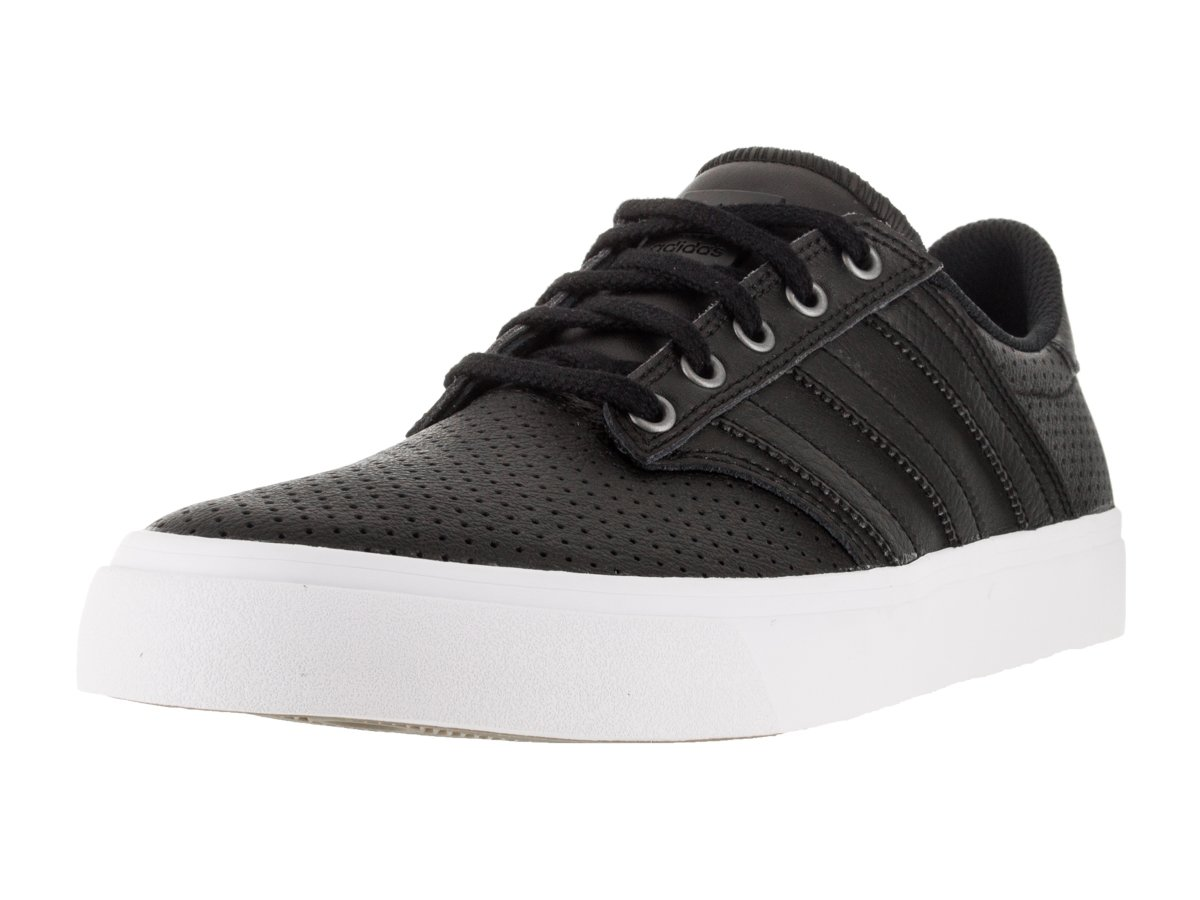 adidas Originals Men\'s Seeley Premiere Classified Fashion Sneaker Black