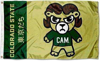Sewing Concepts Michigan State Spartans Kawaii Tokyodachi Mascot Flag