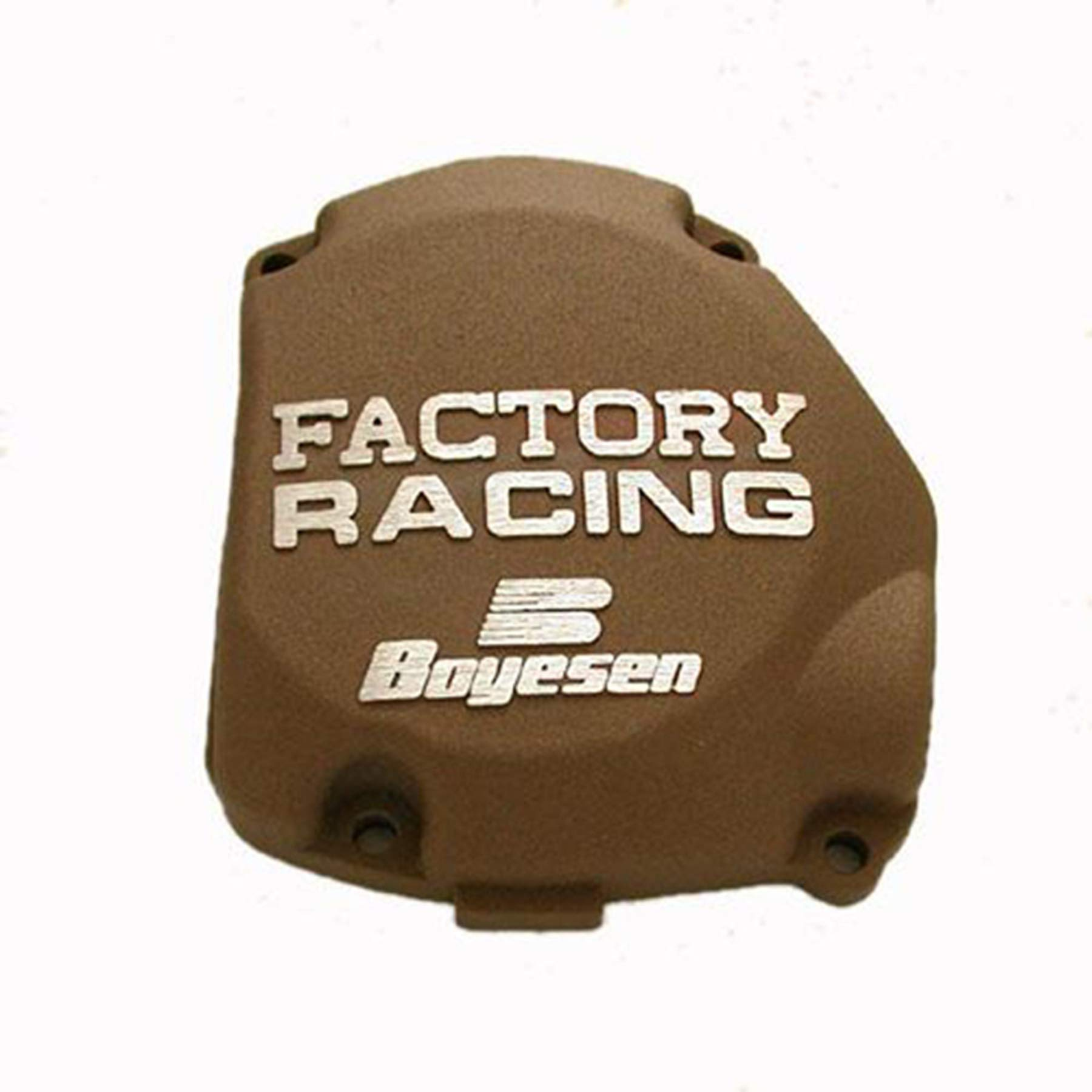 Factory Ignition Cover - Magnesium 2003 Suzuki RM125 Offroad Motorcycle
