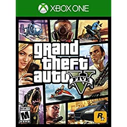 Grand Theft Auto V - Xbox One by Rockstar Games