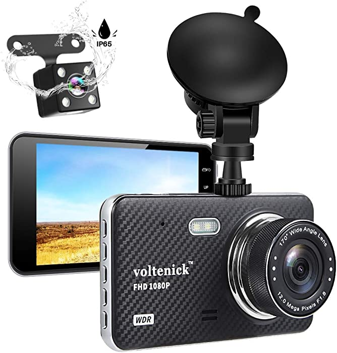 The Best Car Dash Camcorder