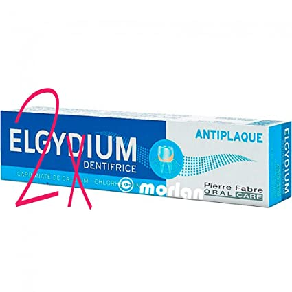 Elgydium Pasta dental, 75ml, DUPLO