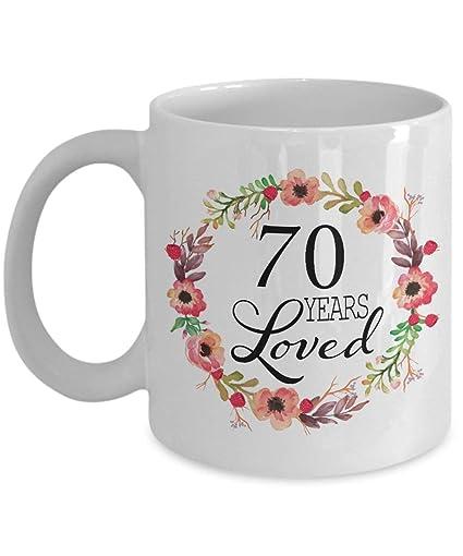 Mike21browne 70 ã Compleanno Regali Per Donne Regalo Per 70